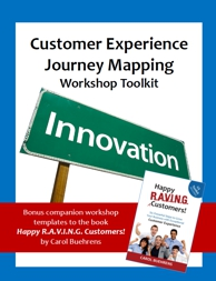 happy-raving-customers-journey-map-templates